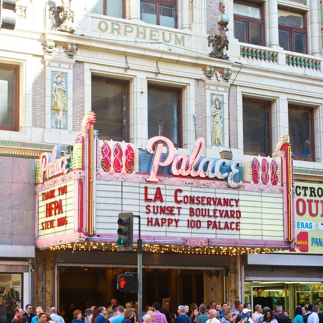 Palace Theater Centennial Show