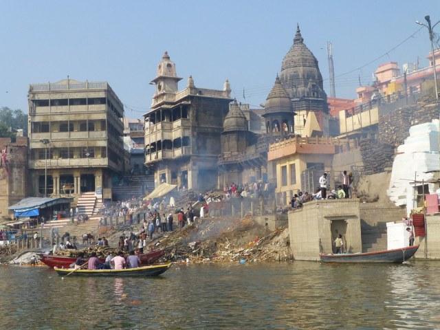 RAJA HARISHCHANDRA GHAT VARANASI | Harish Chandra Ghat is on… | Flickr
