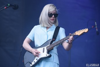 Alvvays @ Shaky Knees Music Festival, Atlanta GA 2018