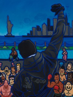 Rocky Balboa's Punch Out