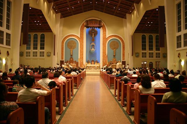 Holy Thursday, 2006