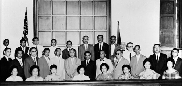 The 6th Guam Legislature, 1961