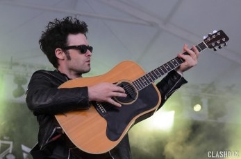 Black Rebel Motorcycle Club @ Shaky Knees Music Festival, Atlanta GA 2018