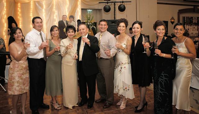 Governor Paul Calvo and Family