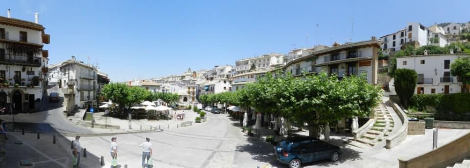 vista de Plaza de Santa Maria Cazorla Jaen 05