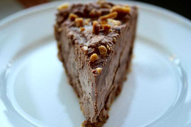 Swiss Chocolate Pie - 34