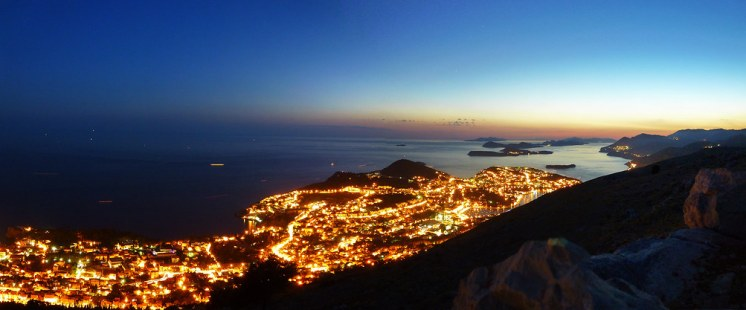 Dubrovnik at Night (2/2)
