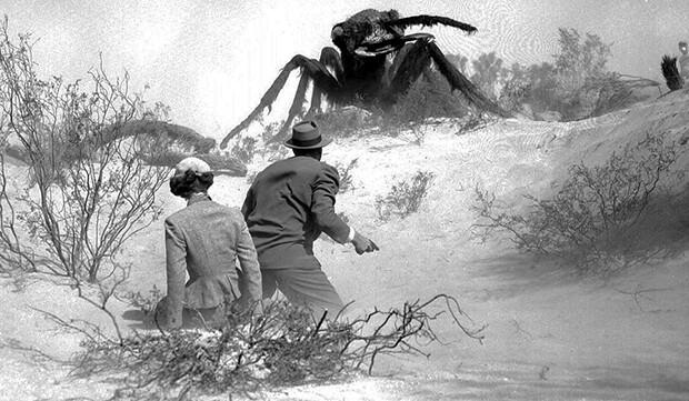 Imagen 3. Fotograma de La humanidad en peligro.