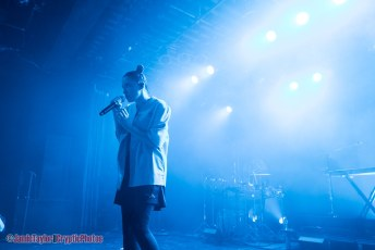 Bishop Briggs + Youngblood @ The Commodore Ballroom - April 27th 2018