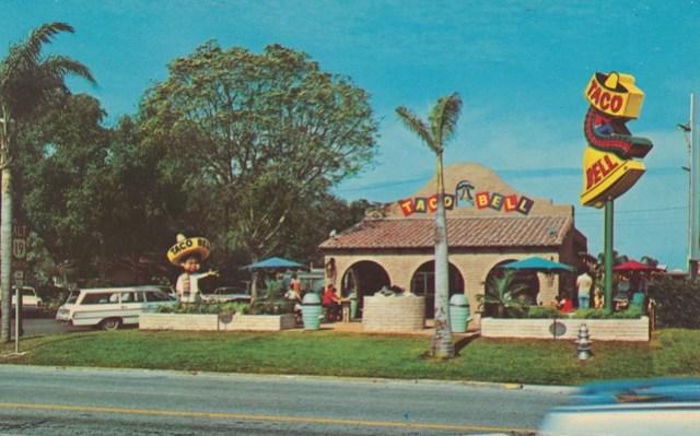 Taco Bell Restaurant - St. Petersburg, Florida