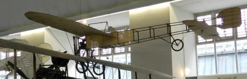 Munich museo aleman aeronautica inicios aviacion Alemania 04