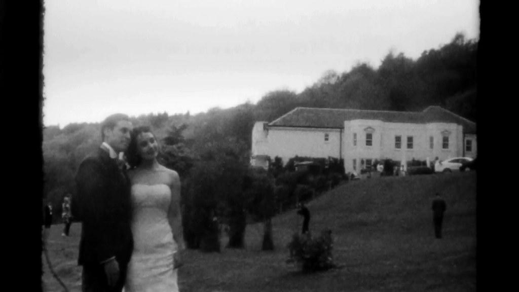 Super 8 Wedding Film TRI X Super 8 Smile