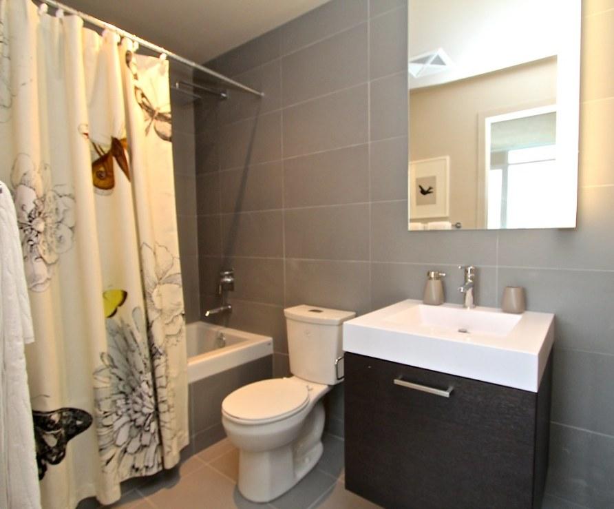 The King East # 307: Ensuite Bathroom