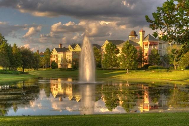 Saratoga Springs Resort