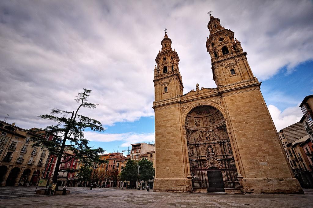 Resultado de imagen de Santa María la Redonda Logroño