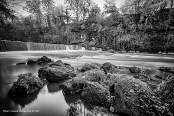 River Amond Waterfall