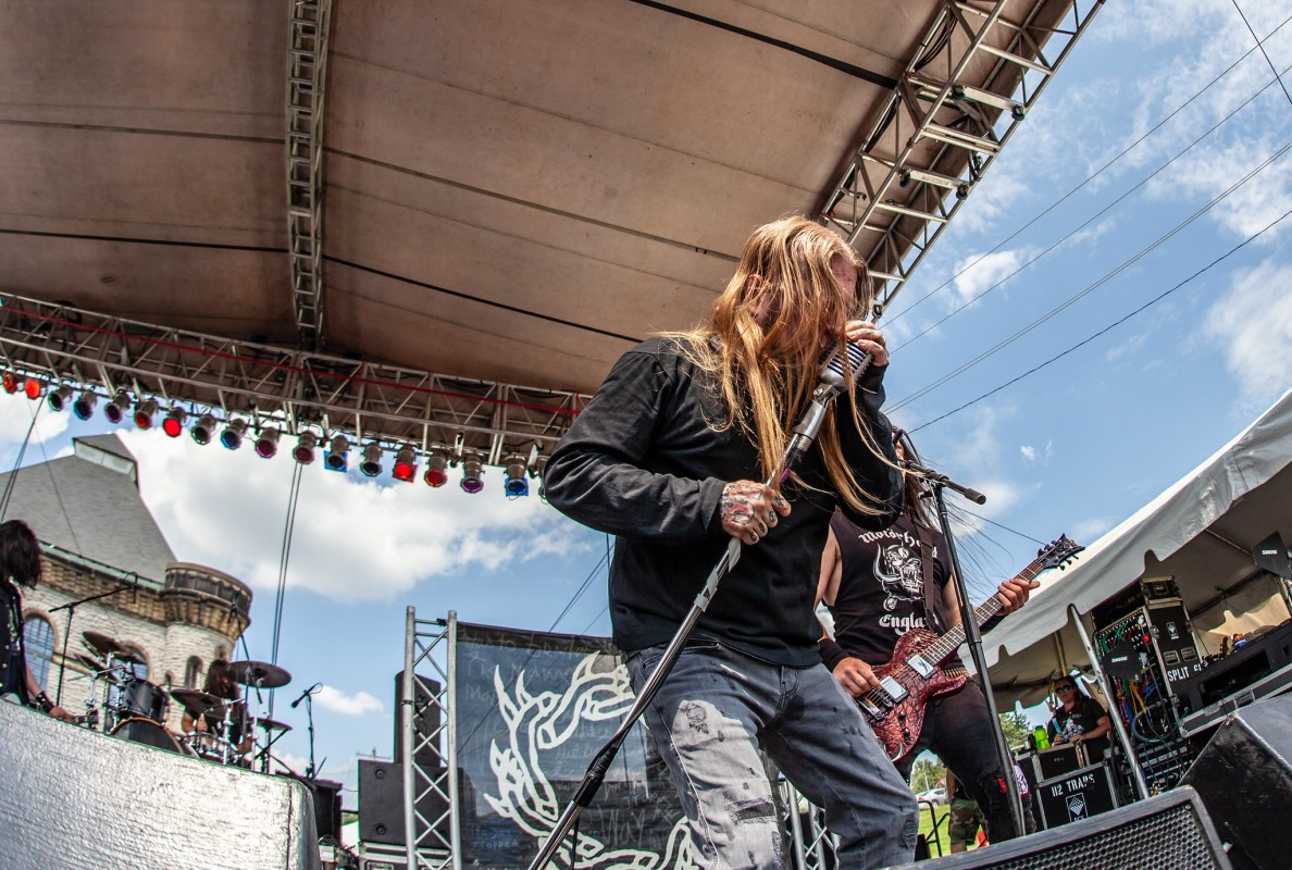 SOIL - Inkcarceration Festival Day 3- Mansfield, OH - 7/15/18