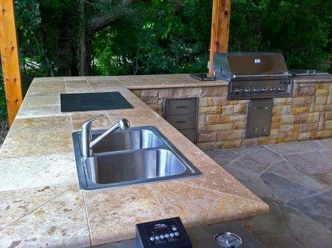 Allison Pools - Outdoor Kitchen