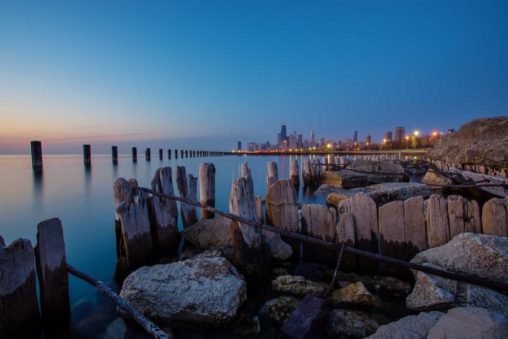 Weathered Chicago