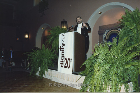 P103.098m.r.t Troy Perry at 20th Anniversary of Dignity LA in Hollywood Roosevelt