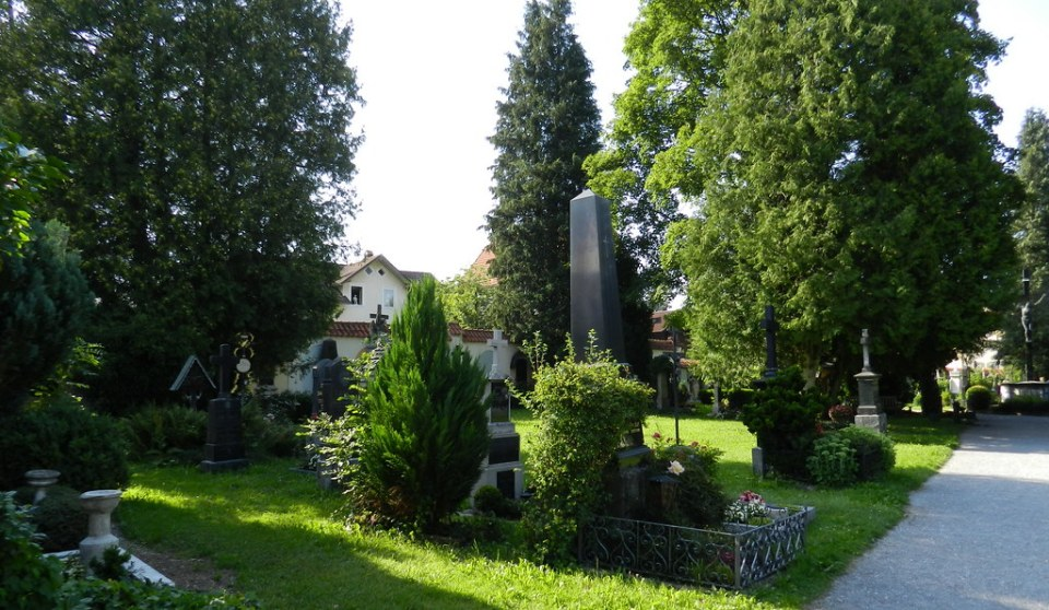 Cementerio de Füssen Baviera Alemania 02