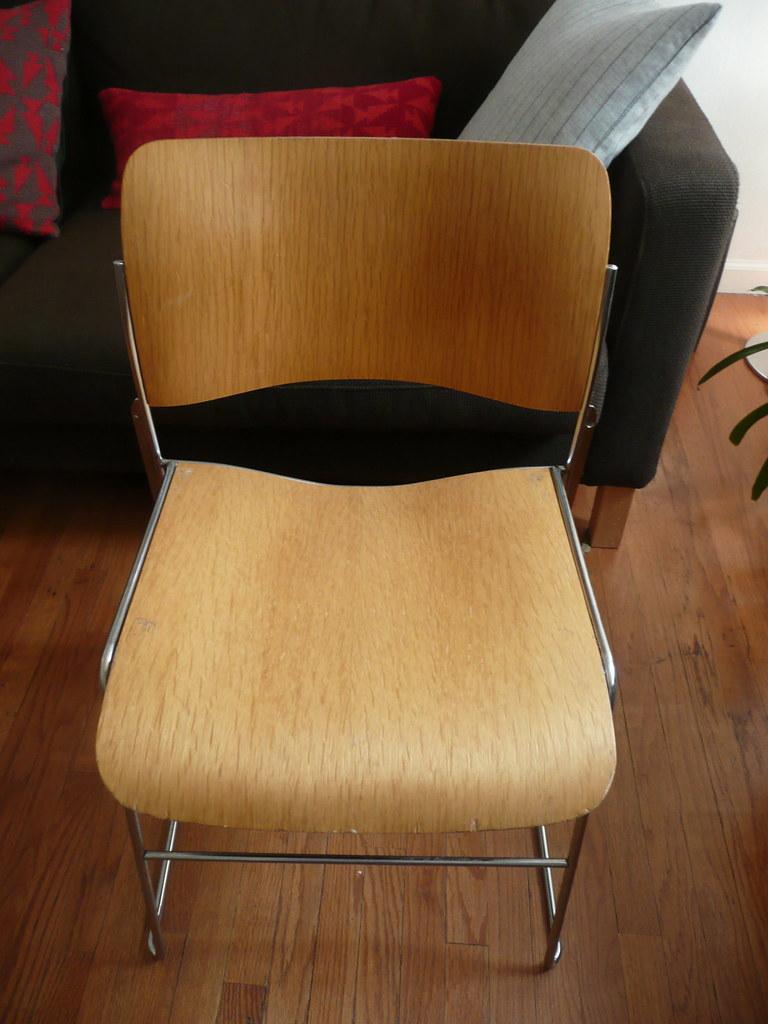 David Rowland Gf 40 4 Stacking Chair Kristenvan Flickr