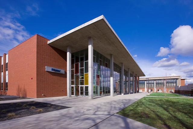 Spokane Falls Community College Music Building, 2010