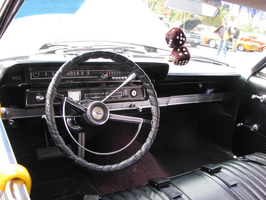500 Ford 1965 Galaxie Interior