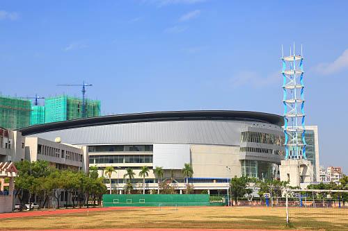 43S6高雄市現代化綜合體育館-高雄巨蛋 | 盧裕源 | Flickr