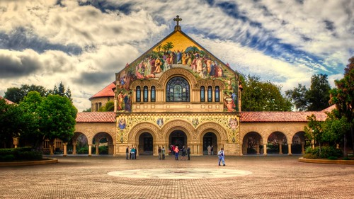 Memorial Church - Stanford - 2012