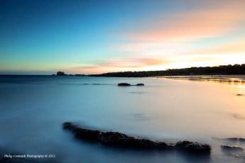 North Berwick Beach at Sunrise
