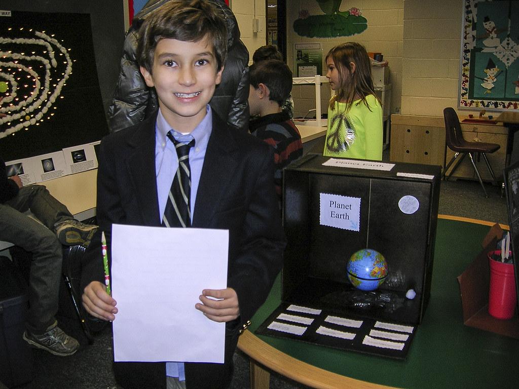 Creative Usa 4th Grade Solar System