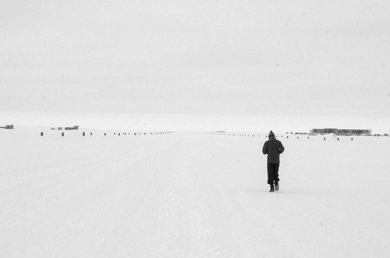 2013-01-06 South Pole Marathon