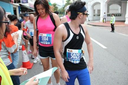 TNF Singapore City Race 2013