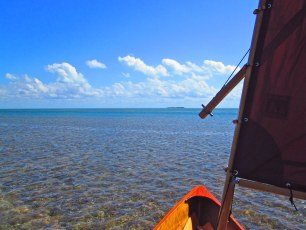Sailing to Soldier Key