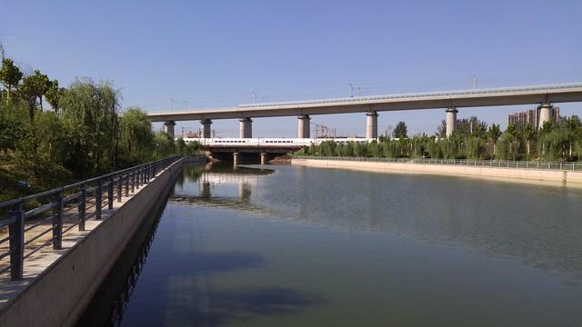 High Speed Rail Viaduct