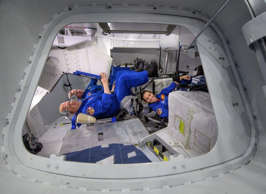Commercial Crew Program (NHQ201808020013)