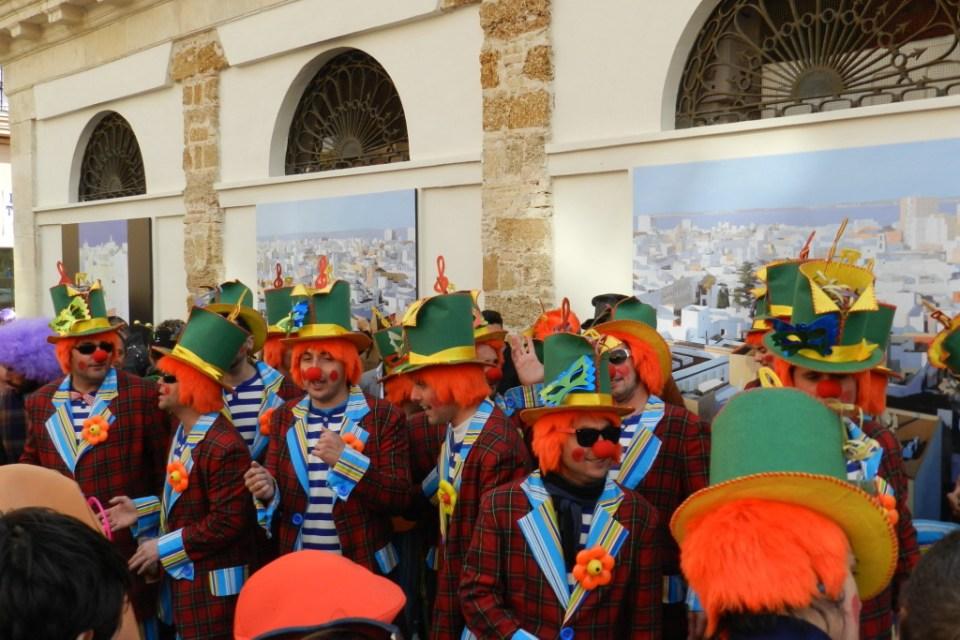 fotos chirigotas carnavales Cádiz febrero 2013 18