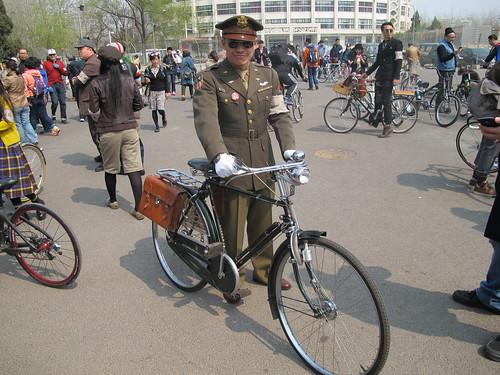 Beijing Vintage Ride 2013