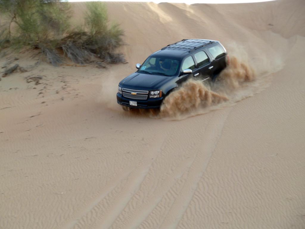Jeep (Desert Safari Dubai)