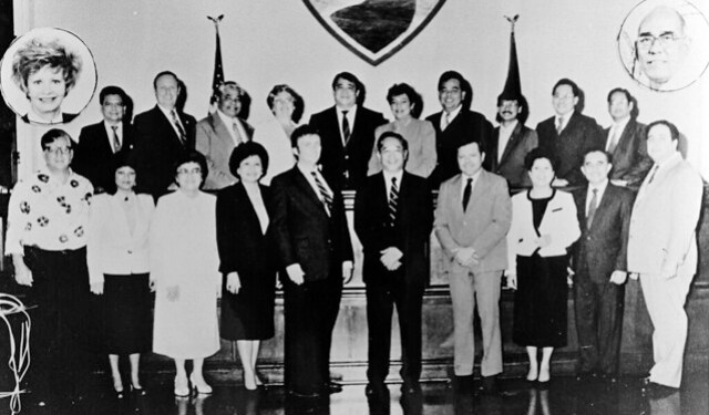 The 19th Guam Legislature, 1987