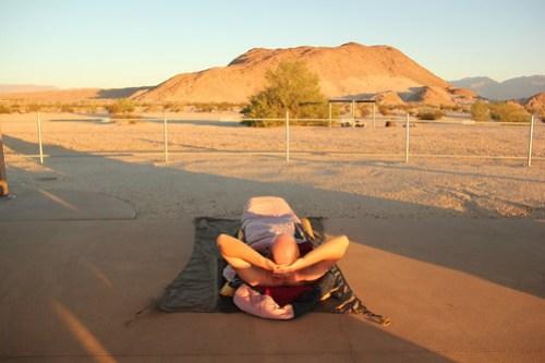 Desert bivvy