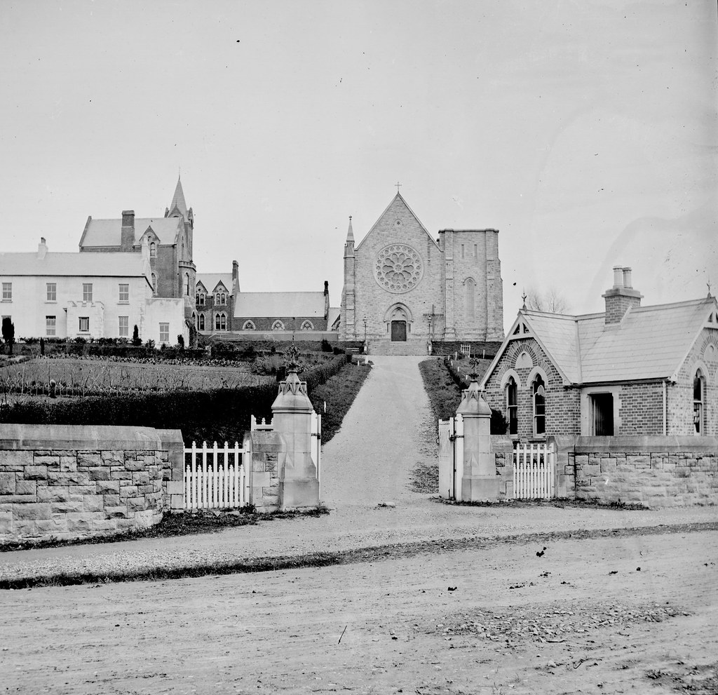 St Patrick S Church Downpatrick