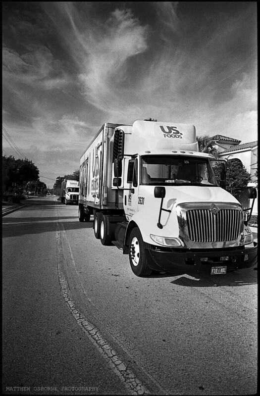 American Trucks - Tri-X