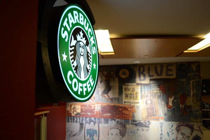 Starbucks Replacing Former Robin's Donuts at Portage and Moray