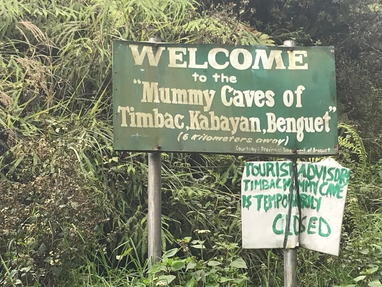 Kabayan Mummy Burial Caves, Philippines