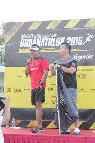 Men's Health Urbanathlon 2015