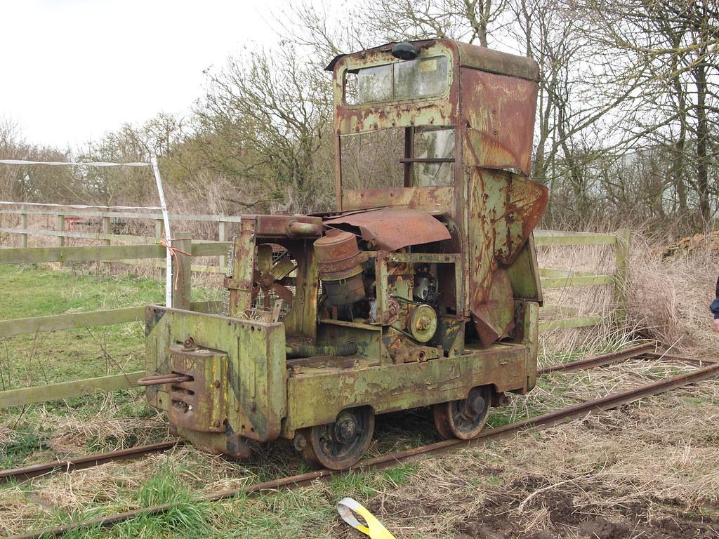 Crowle & Thorne Moors Peat Railway