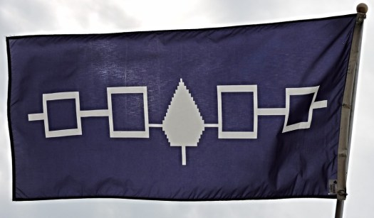 Six Nations Confederacy Flag   Niagara-on-the-Lake ...