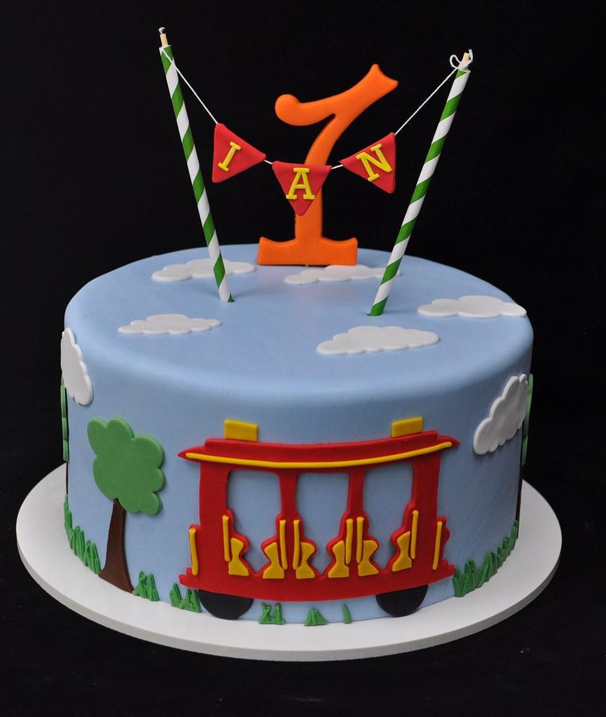 Daniel Tiger Birthday Cake Jenny Wenny Flickr
